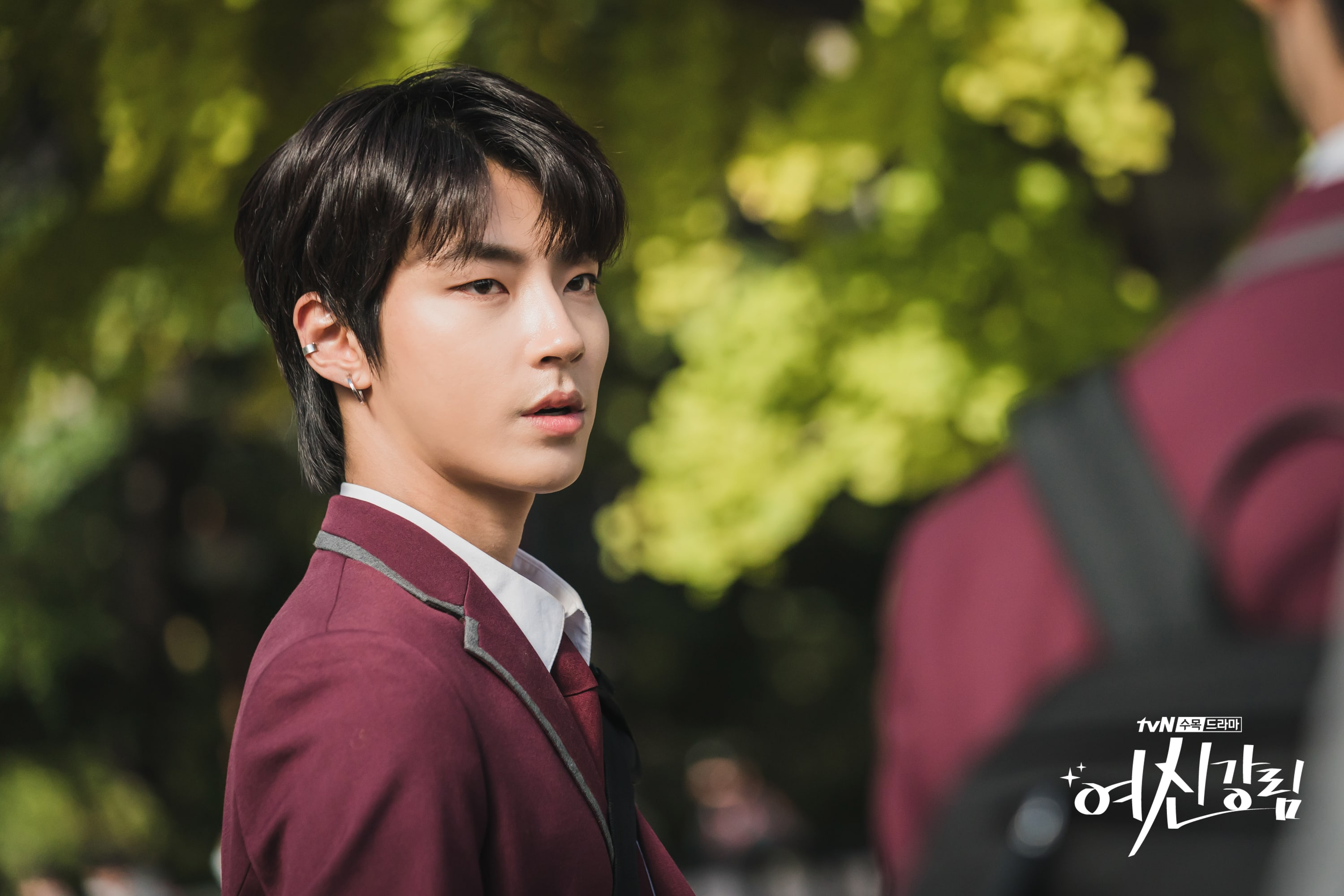 """""""True Beauty"""": Hwang In Yeob and ASTRO Cha Eun Woo have a tense confrontation"""