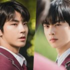 "Hwang In Yeob And ASTRO's Cha Eun Woo Have A Tense Confrontation In ""True Beauty"""