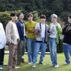 """Watch: All 7 Members Of BTS Including Suga Get Together To Celebrate """"Life Goes On"""" Topping Billboard Hot 100"""
