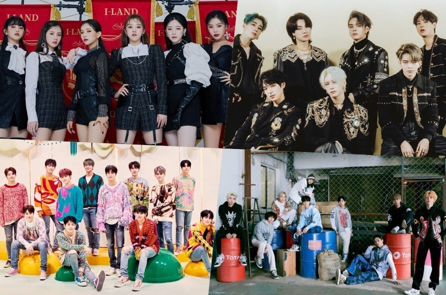 January K-pop comebacks and debuts for 2021