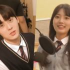 """Watch: NU'EST's Minhyun And Jung Da Bin Show Their Playfulness Behind The Scenes Of """"Live On"""""""
