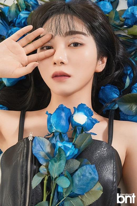 Former AOA member Mina talks about her goals