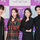 """Moon Ga Young, Cha Eun Woo, Hwang In Yeob, And Park Yoo Na Talk About Transformations For """"True Beauty"""" And More"""