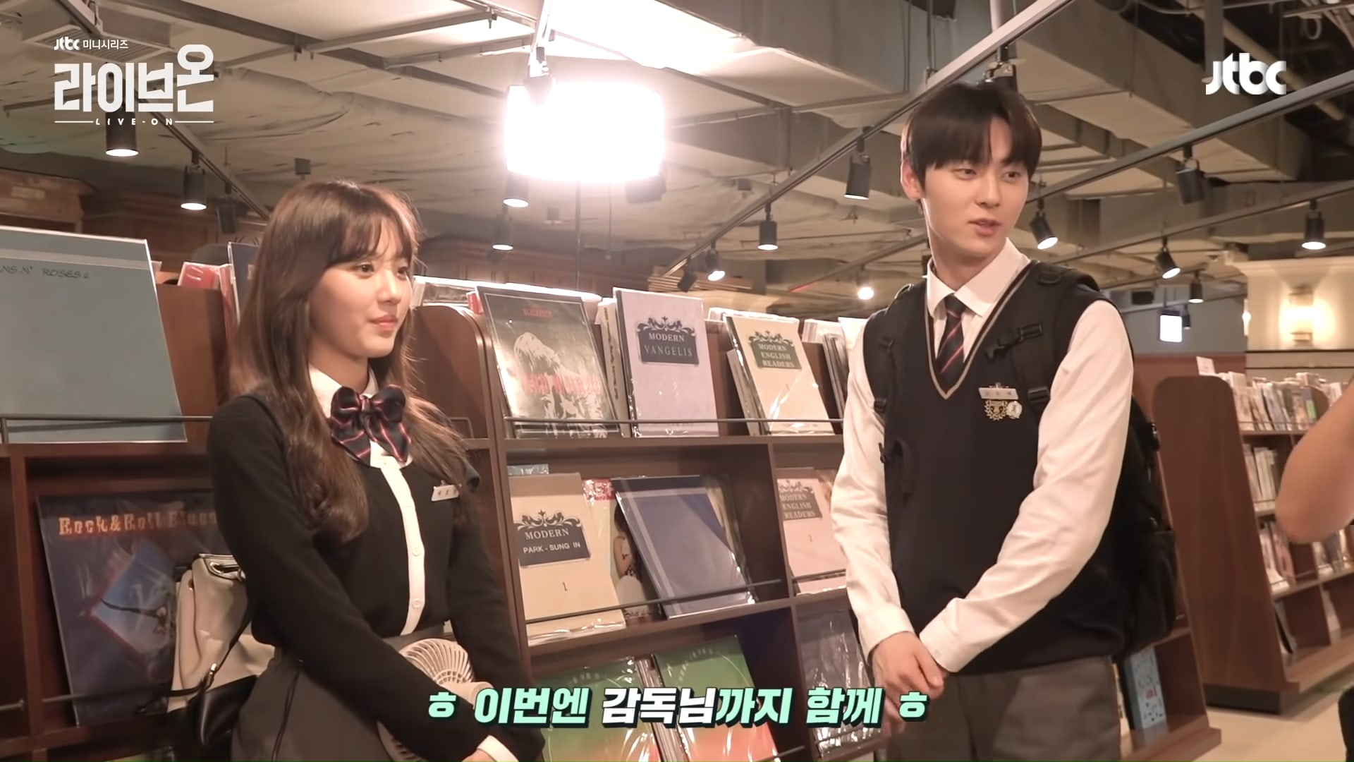 """""""Live On"""": Cast Enjoy filming at different locations"""