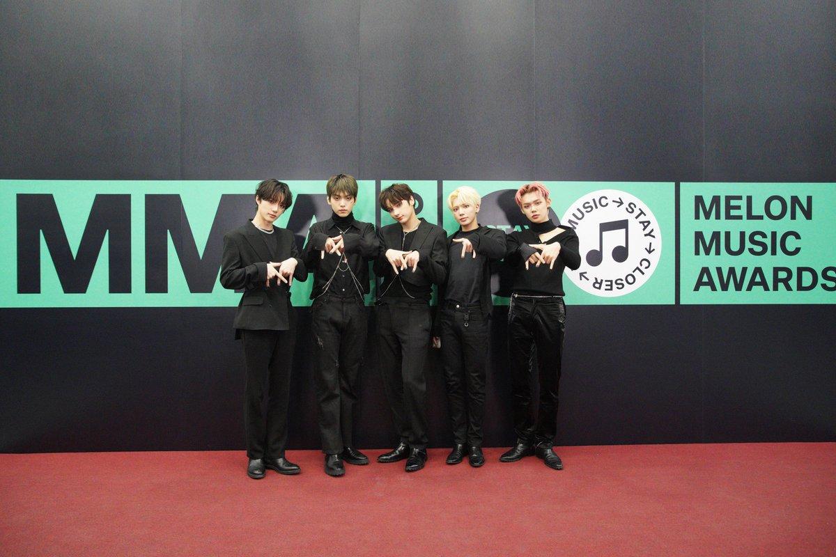 txt melon music awards 2020