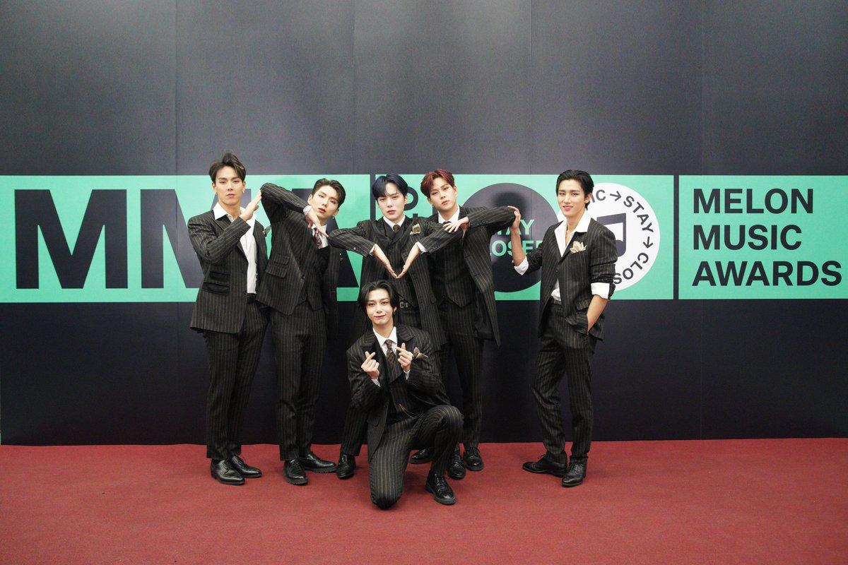 monsta x melon music awards 20201