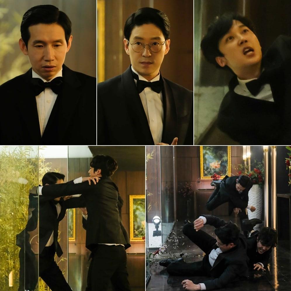 """The Penthouse"" teases violent brawls"