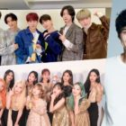 MONSTA X, LOONA, Kim Seon Ho, And More Win At 2020 Asia Model Awards