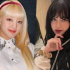 (G)I-DLE's Minnie Thanks BLACKPINK's Lisa For Cheering Her On With A Gift