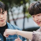 """SF9's Chani Is Cha Eun Woo And Hwang In Yeob's Best Friend In """"True Beauty"""" Cameo"""