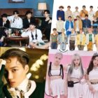 BTS Achieves Gaon Triple Crown For November; NCT, EXO's Kai, BLACKPINK, And More Top Weekly Charts