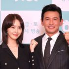 "Girls' Generation's YoonA And Hwang Jung Min Share Why They Chose ""Hush,"" Talk About Working Together, And More"