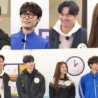 "Watch: Song Kang, Lee Do Hyun, Lee Jin Wook, And Lee Si Young Join ""Running Man"" Cast For An Intense Game In Preview"