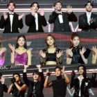 Stars Shine On The Red Carpet At 2020 The Fact Music Awards