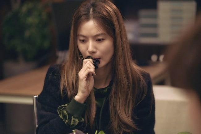 yoon soy the goddess of revenge