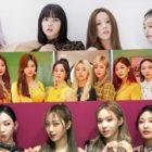 December Girl Group Brand Reputation Rankings Announced