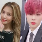 BoA Thanks Ha Sung Woon For His Thoughtful Gift