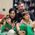 "TVXQ's Yunho Takes On The Challenge Of Entertaining William And Bentley On ""The Return Of Superman"""