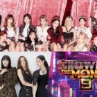"""IZ*ONE, BLACKPINK, And """"Show Me The Money 9"""" Rappers Top Gaon Weekly Charts"""