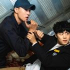 "Jo Byeong Gyu, Yoo Joon Sang, Yeom Hye Ran, And Ahn Suk Hwan Gear Up For A Big Fight In ""The Uncanny Counter"""