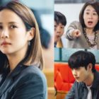 "Jo Yeo Jeong's Sudden Announcement Shocks Kim Soo Jin And Kim Young Dae In ""Cheat On Me If You Can"""