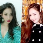 Sunmi Proudly Shows Off Gift She Received From Jessica