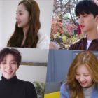 Watch: Park Min Young, Lee Joon Gi, Song Kang, Seohyun, And More React To Getting Useless Gifts From Their Agency