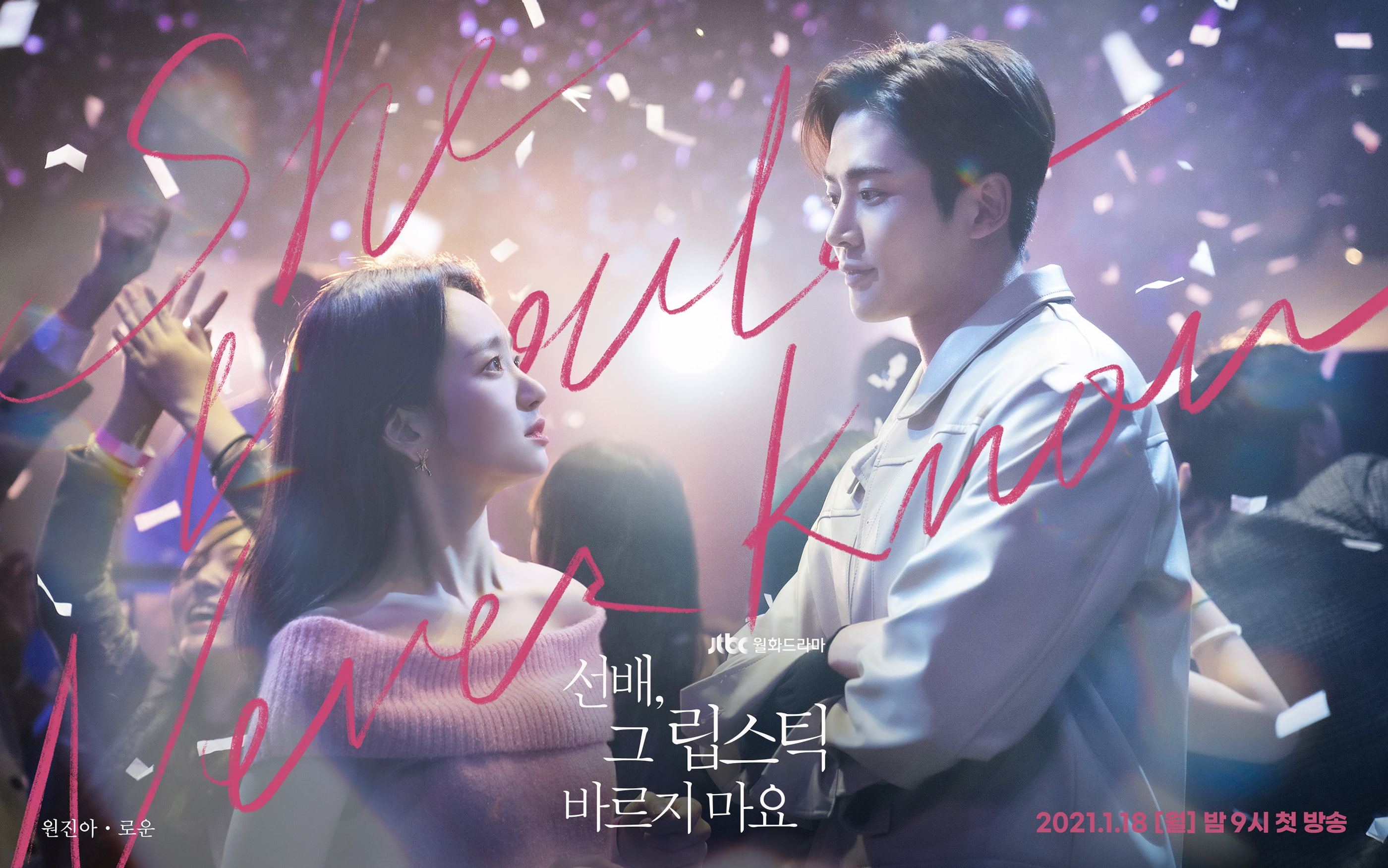 Download Drama Korea She Would Never Know Subtitle Indonesia
