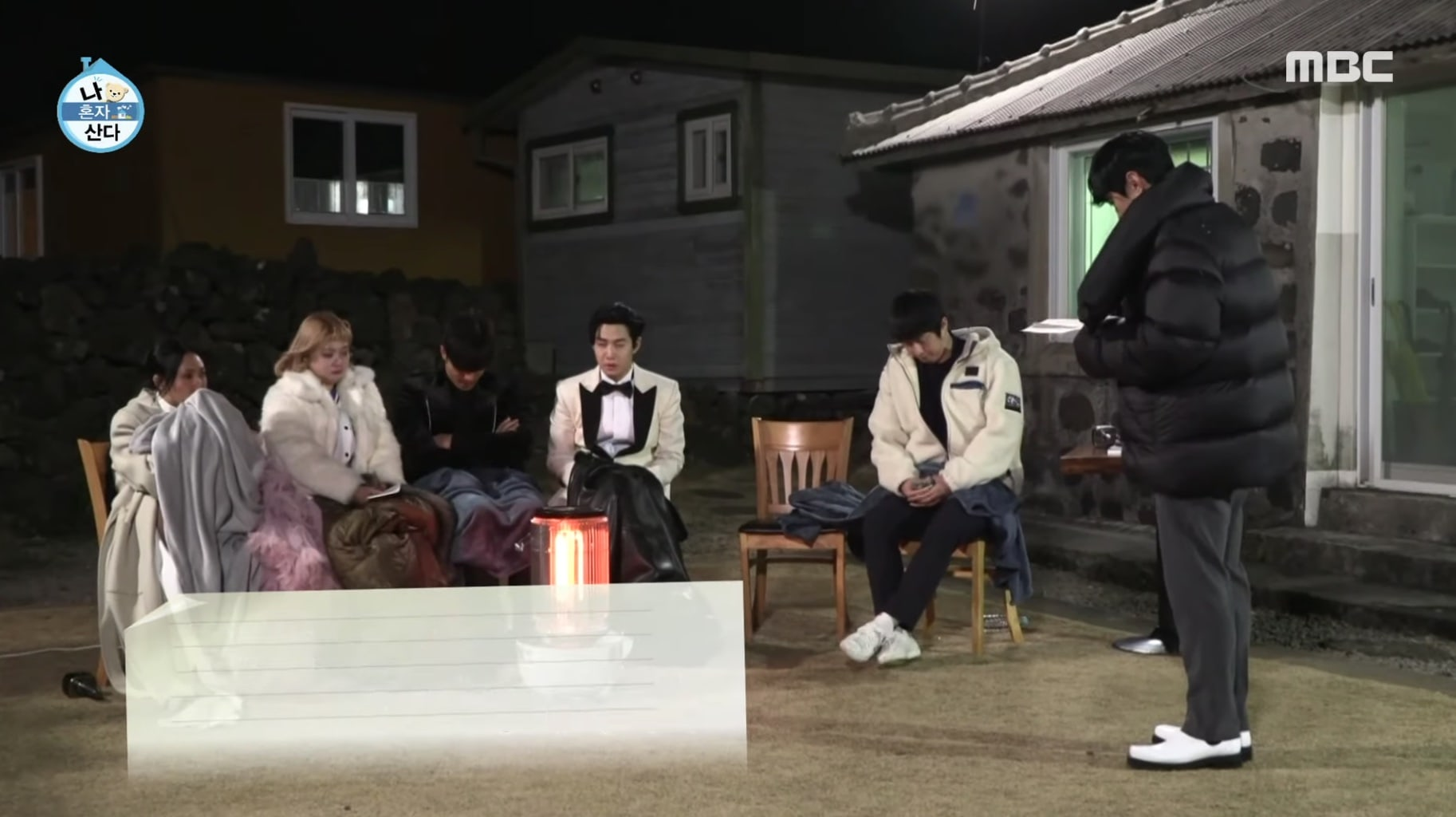 """""""Home Alone"""" cast bids farewell to Lee Si Eon warmly"""