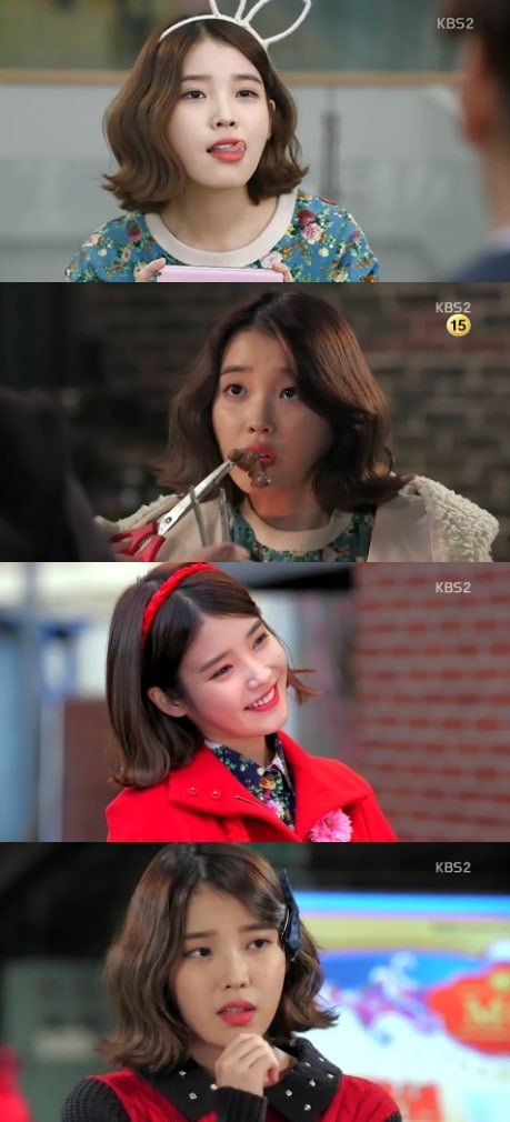 IU and 4 of his best K-drama characters