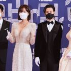 Stars Light Up The Red Carpet At 2020 MBC Drama Awards