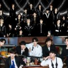 NCT, BTS, And More Top Gaon Weekly Charts
