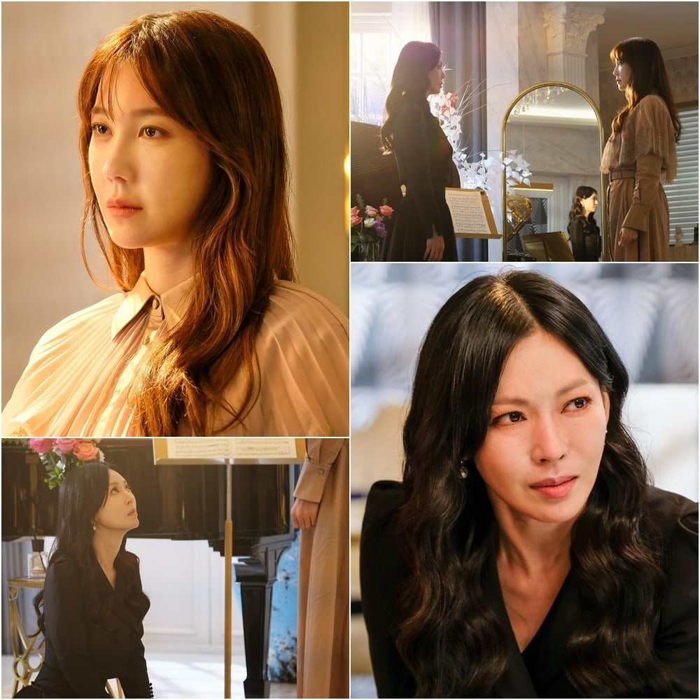 """""""The Penthouse"""": Kim So Yeon grows desperate in front of Lee Ji Ah"""