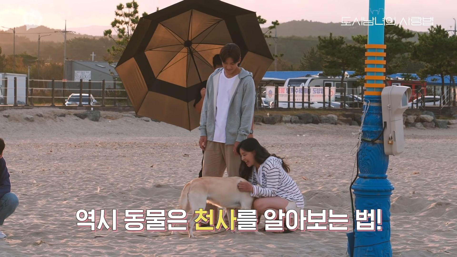"""Lovestruck In The City"": Ji Chang Wook and Kim Ji Won transform into a sweet romantic couple"