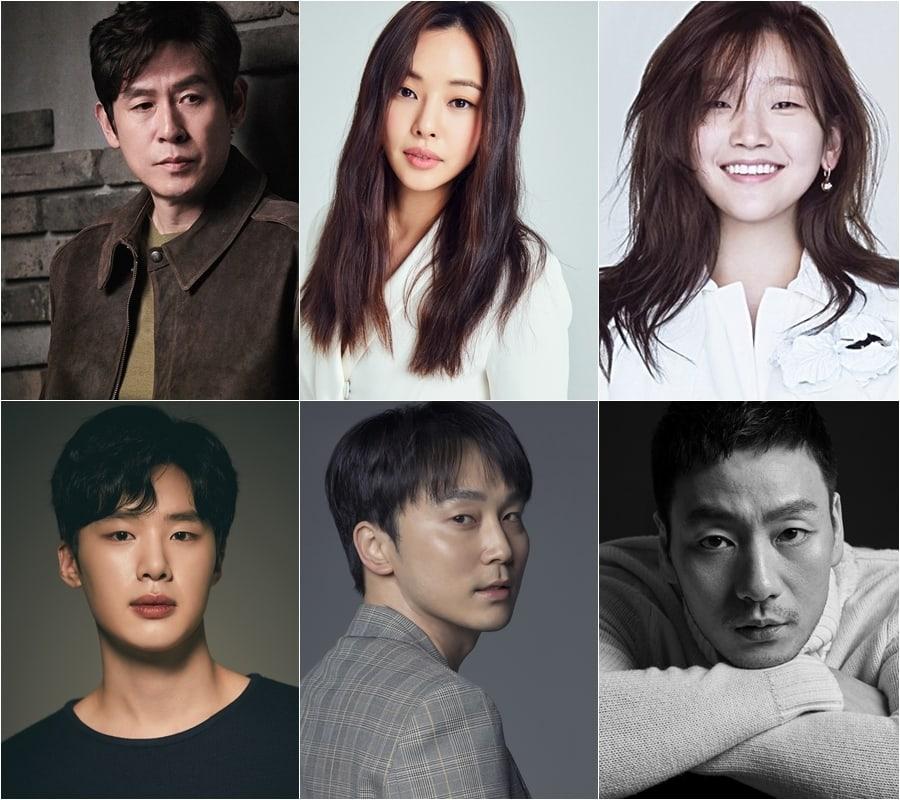 Sol Kyung Gu Honey Lee Park So Dam Kim Dong Hee Seo Hyun Woo Park Hae Soo