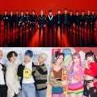 NCT, TXT, BLACKPINK, And More Top Gaon Monthly And Weekly Charts