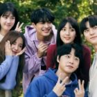 """""""Live On"""" Gears Up For Finale With Cute Behind-The-Scenes Photos Of NU'EST's Minhyun, Jung Da Bin, VICTON's Byungchan, And More"""