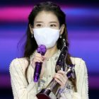 IU Shares Comeback Plans In Grand Prize Speech At 35th Golden Disc Awards