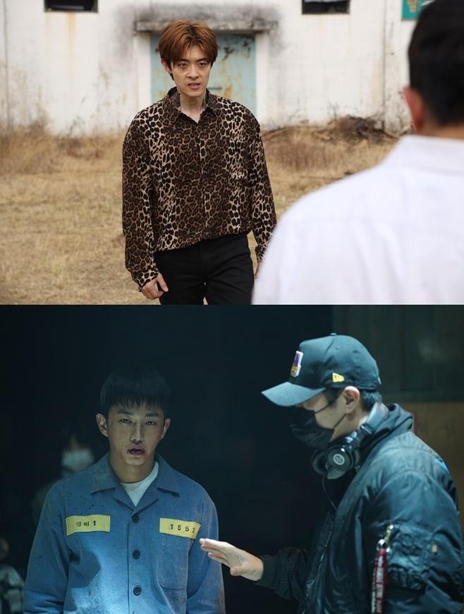 Kim Min Seok and Wi Ha Joon star in a new film based on Webtoon