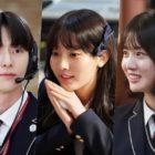 "Jung Da Bin Rejoins NU'EST's Minhyun And Broadcasting Club In Sneak Peek Of ""Live On"" Finale"