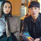 "Jo Yeo Jeong And Oh Min Seok Have A Suspicious Encounter In ""Cheat On Me If You Can"""