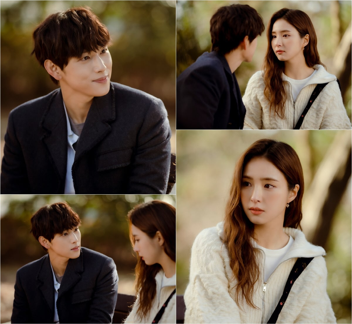 """Run On"": Im Siwan and Shin Se Kyung are in love"