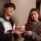 "Watch: Shin Se Kyung And ""Run On"" Staff Surprise Im Siwan For His Birthday In Making-Of Video"