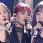 "Watch: (G)I-DLE's Miyeon, Minnie, And Yuqi Wow With Gorgeous Cover Of Urban Zakapa's ""I Don't Love You"""