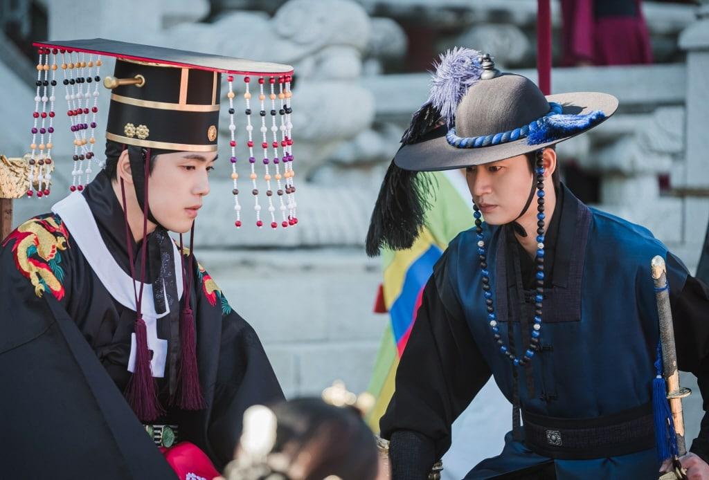 Kim Jung Hyun Yoo Min Kyu