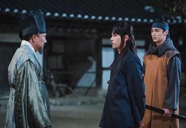 Kim Myung Soo Lee Tae Hwan