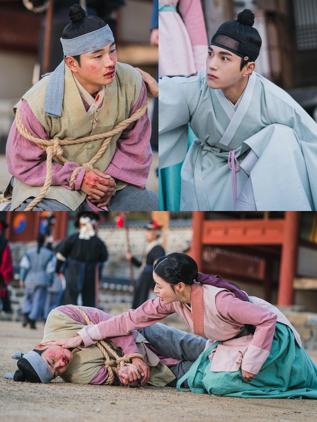 lee yi kyung kim myung soo kwon nara