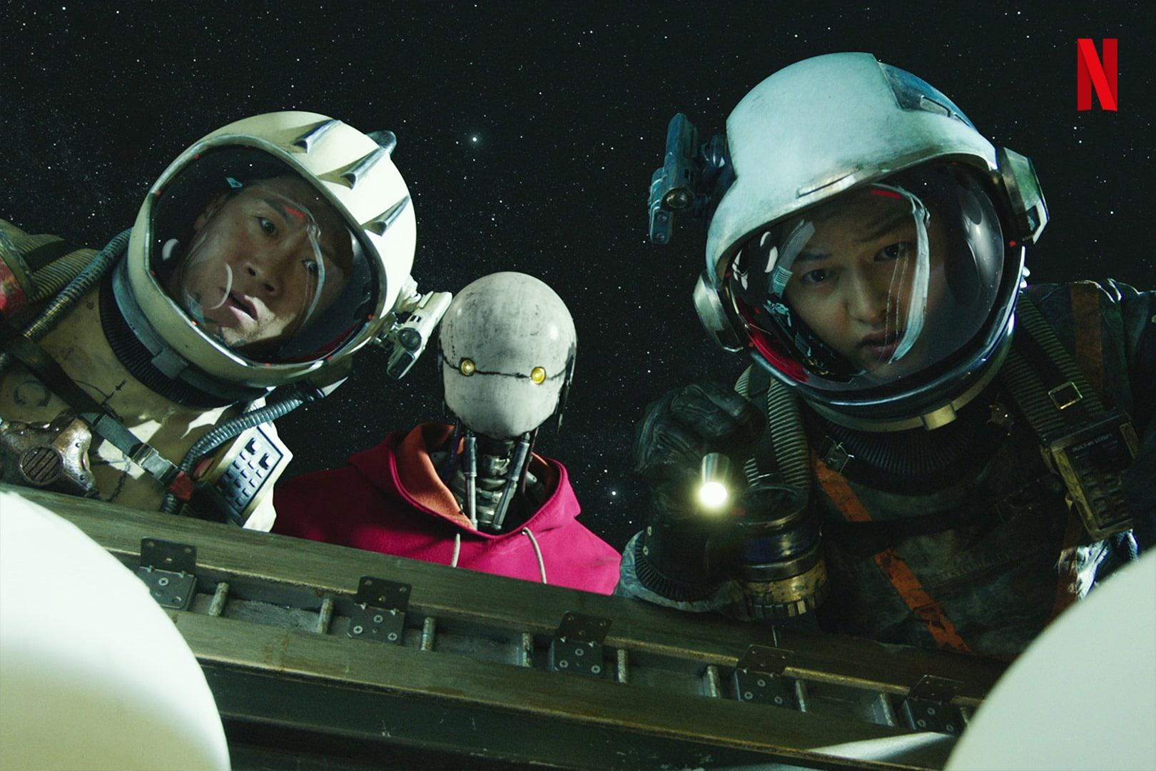 Film Korea Space Sweepers 2021 Subtitle Indonesia Drakorindo