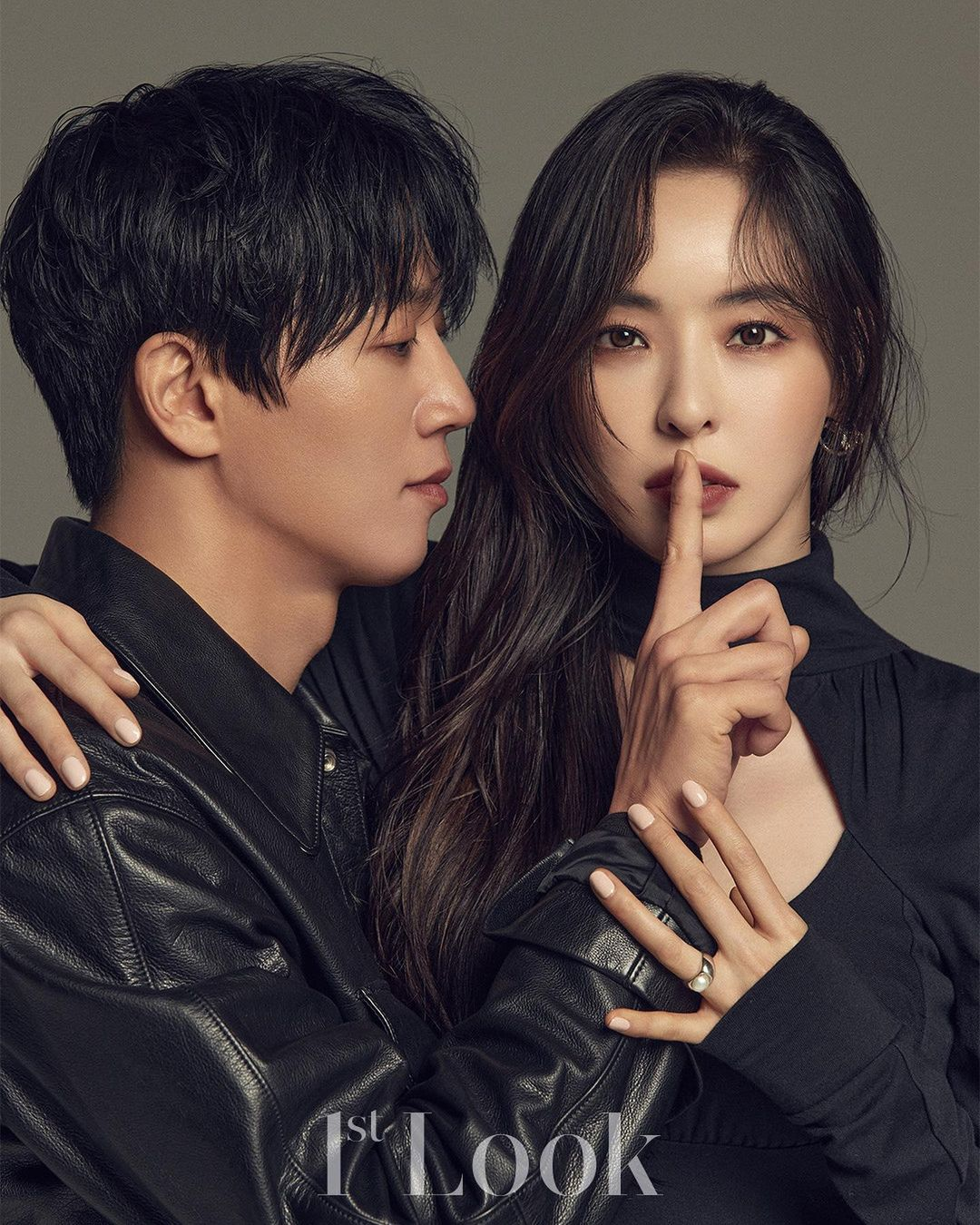 """""""LUCA"""": Kim Rae Won and Lee Da Hee talk about how they face this new challenge"""