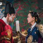 "Kim Jung Hyun Faces Bae Jong Ok With Fierce Charisma In ""Mr. Queen"""